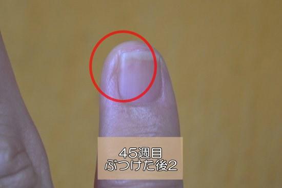爪をキレイに伸ばす方法