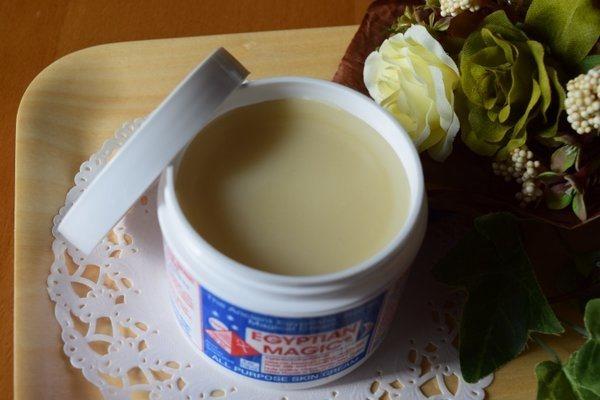 深爪を治すハンドオイル エジプシャンマジッククリーム